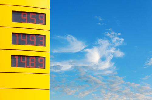 Wypełnienia cenowe dla stacji paliw